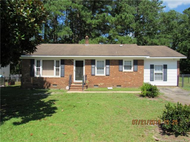 3110 Stubbs Street, Fayetteville, NC 28301 (MLS #611046) :: Weichert Realtors, On-Site Associates