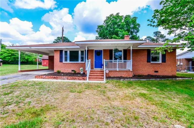 1629 Sandra Drive, Fayetteville, NC 28304 (MLS #611125) :: Weichert Realtors, On-Site Associates