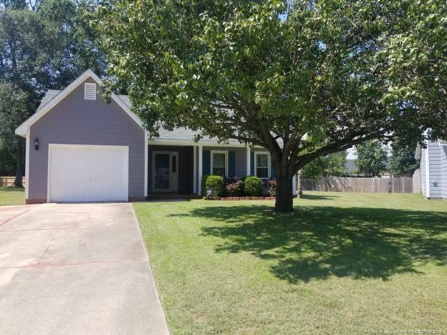 758 Candlewick Court, Fayetteville, NC 28306 (MLS #611127) :: Weichert Realtors, On-Site Associates