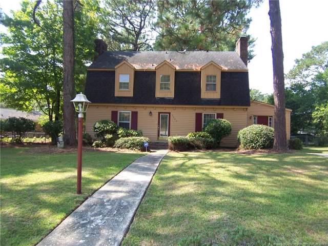 1846 Purdue Drive, Fayetteville, NC 28304 (MLS #611143) :: Weichert Realtors, On-Site Associates