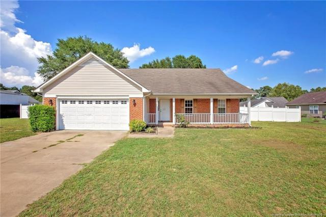 521 Cypress Drive, Raeford, NC 28376 (MLS #611185) :: The Rockel Group