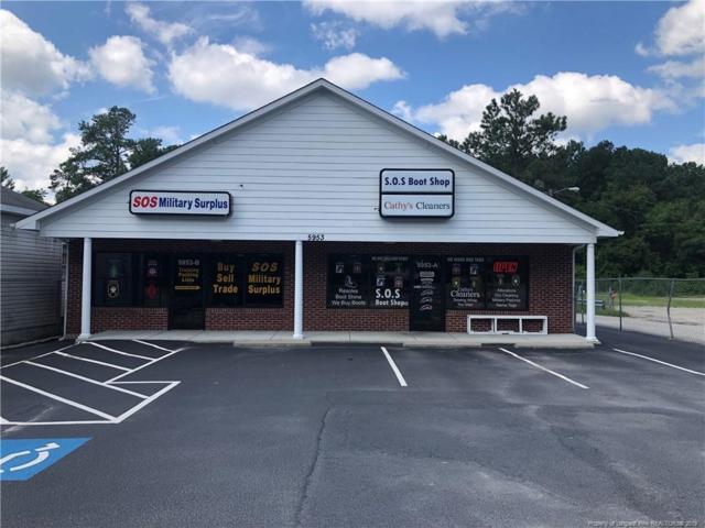 5953 NW Yadkin Road NW, Fayetteville, NC 28303 (MLS #611265) :: Weichert Realtors, On-Site Associates