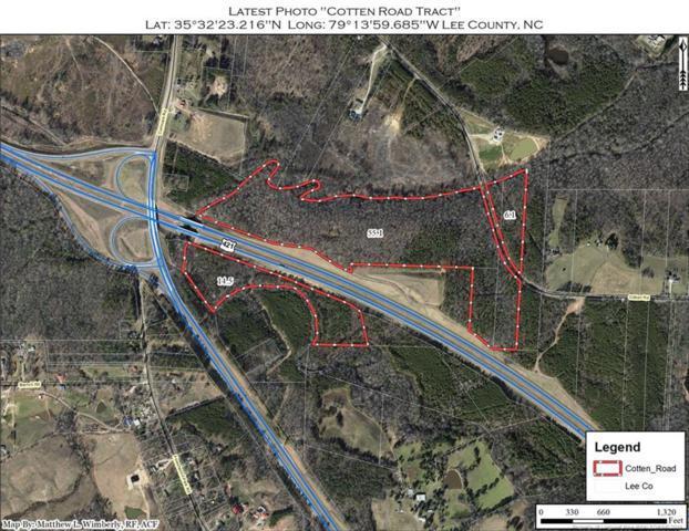 Cotten Road, Sanford, NC 27330 (MLS #611273) :: Weichert Realtors, On-Site Associates