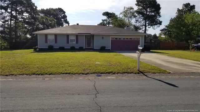 6948 Brockwood Street, Fayetteville, NC 28314 (MLS #611367) :: Weichert Realtors, On-Site Associates