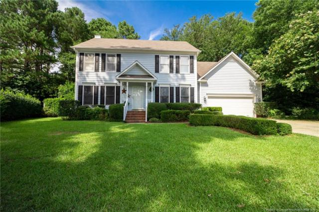 1857 Penrose Drive, Fayetteville, NC 28304 (MLS #611496) :: Weichert Realtors, On-Site Associates