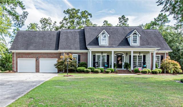 815 Three Wood Drive, Fayetteville, NC 28312 (MLS #611511) :: The Rockel Group