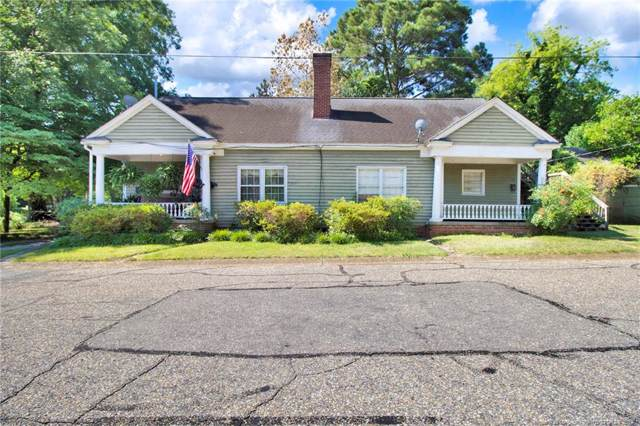 1201 Goodview Avenue, Fayetteville, NC 28305 (MLS #611622) :: The Rockel Group