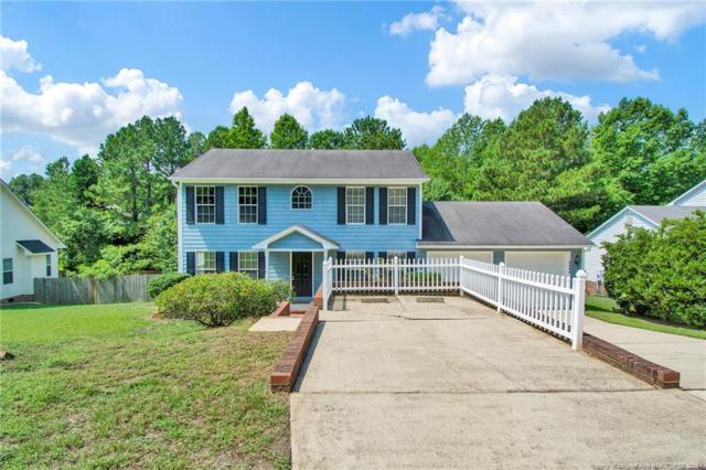 5563 Linkwood Drive, Fayetteville, NC 28311 (MLS #611649) :: Weichert Realtors, On-Site Associates