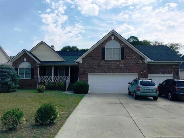 2831 Marcus James Drive, Fayetteville, NC 28306 (MLS #612770) :: The Rockel Group