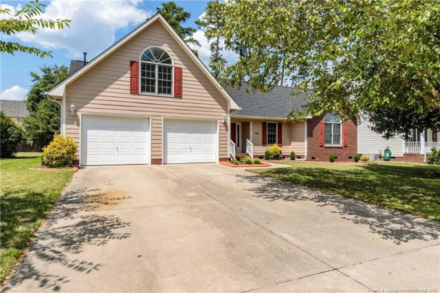 6424 Jacobs Creek Circle, Fayetteville, NC 28306 (MLS #612803) :: The Rockel Group