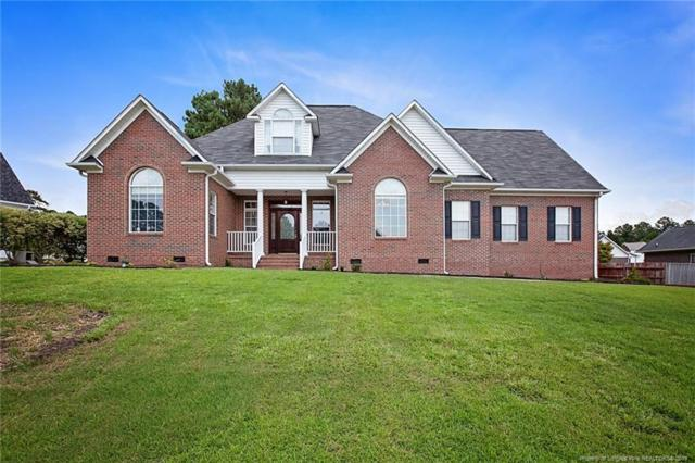 7712 Dundennon Drive, Fayetteville, NC 28306 (MLS #612865) :: The Rockel Group