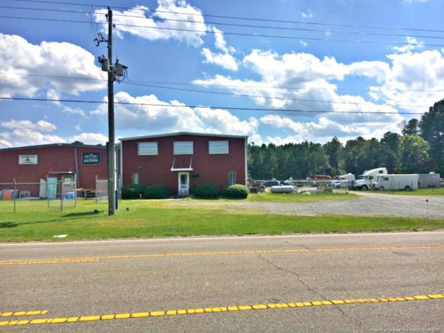 2721 Tramway Road, Sanford, NC 27332 (MLS #612895) :: Weichert Realtors, On-Site Associates