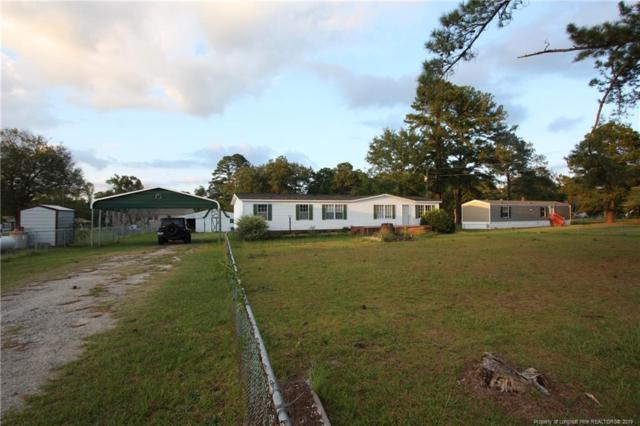 39 Mcdaniel Road, Lumberton, NC 28360 (MLS #612933) :: Weichert Realtors, On-Site Associates