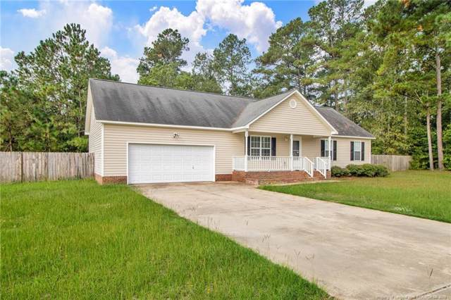 85 Michaelyn Lane, Spring Lake, NC 28390 (MLS #612941) :: The Rockel Group