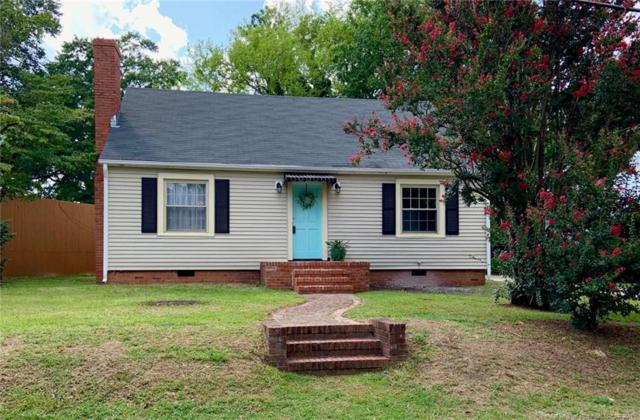 401 Glenville Avenue, Fayetteville, NC 28303 (MLS #612974) :: The Rockel Group