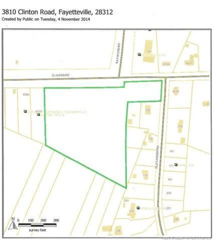 3810 Clinton Road, Fayetteville, NC 28312 (MLS #613020) :: The Rockel Group