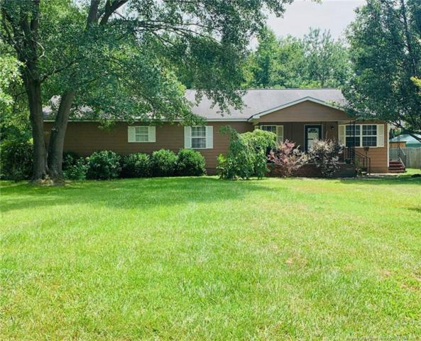 288 Beverly Circle, Lumberton, NC 28360 (MLS #613046) :: The Rockel Group