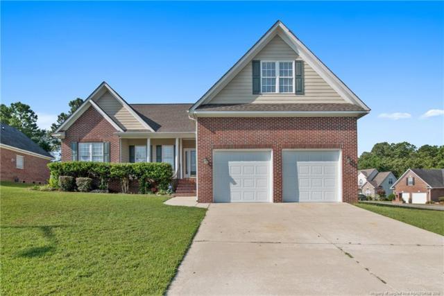 3951 Brookgreen Drive, Fayetteville, NC 28304 (MLS #613187) :: The Rockel Group