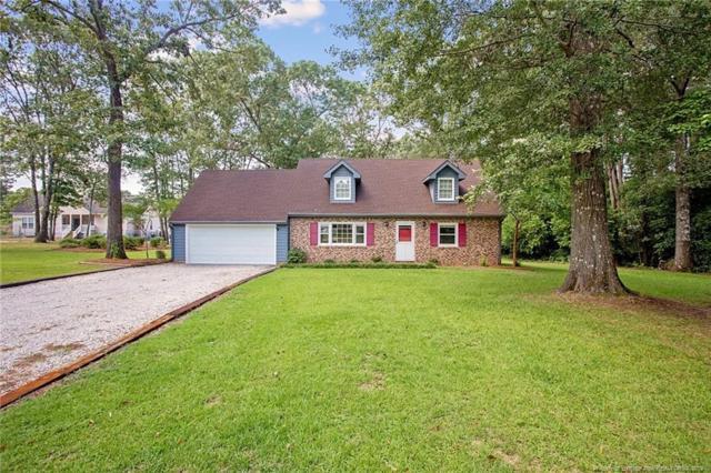 3254 Ridgefield Road, Eastover, NC 28312 (MLS #613203) :: Weichert Realtors, On-Site Associates