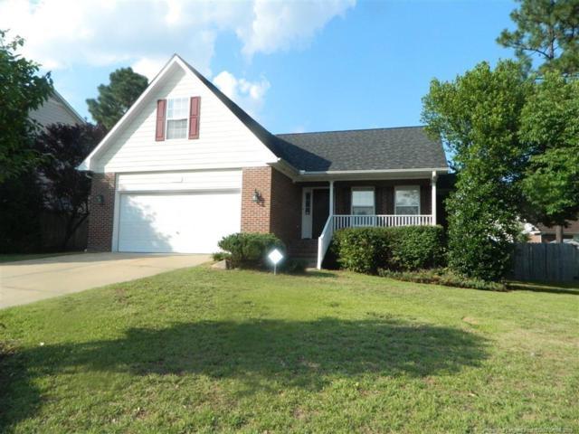 711 Fairbluff Drive, Hope Mills, NC 28348 (MLS #613246) :: The Rockel Group