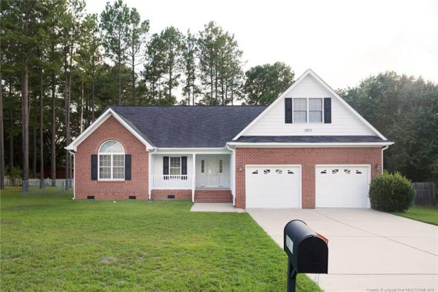3305 Broomsgrove Drive, Fayetteville, NC 28306 (MLS #613257) :: The Rockel Group