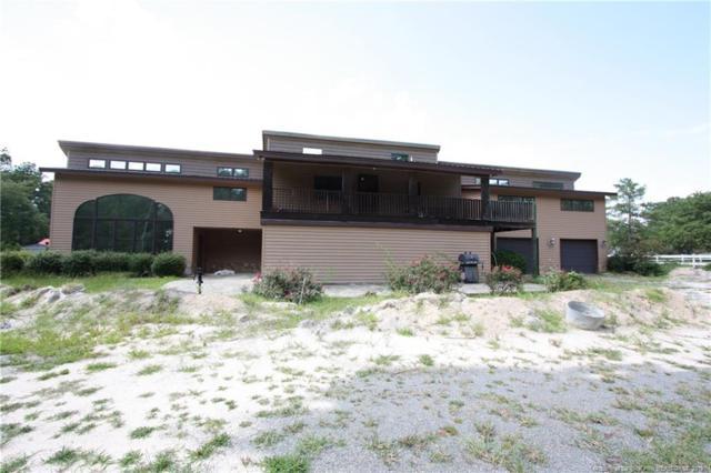 680 Old Landing Road, Maxton, NC 28364 (MLS #613296) :: Weichert Realtors, On-Site Associates
