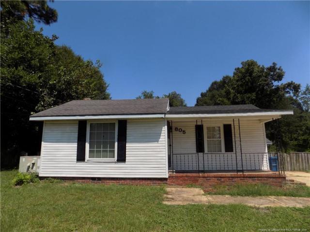 805 Roxie Avenue, Fayetteville, NC 28304 (MLS #613297) :: The Rockel Group