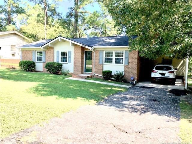 4604 Ramblewood Drive, Fayetteville, NC 28304 (MLS #613300) :: The Rockel Group