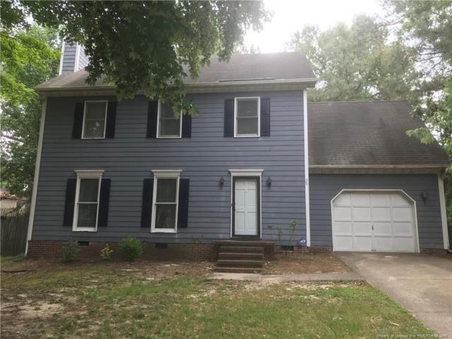5590 Whithorn Court, Fayetteville, NC 28311 (MLS #613346) :: Weichert Realtors, On-Site Associates