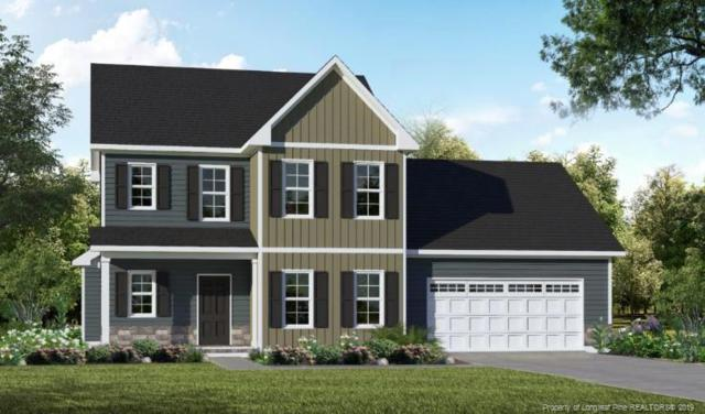 184 Enfield Drive, Carthage, NC 28327 (MLS #613355) :: The Rockel Group