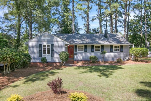 728 Kooler Circle, Fayetteville, NC 28305 (MLS #613364) :: The Rockel Group