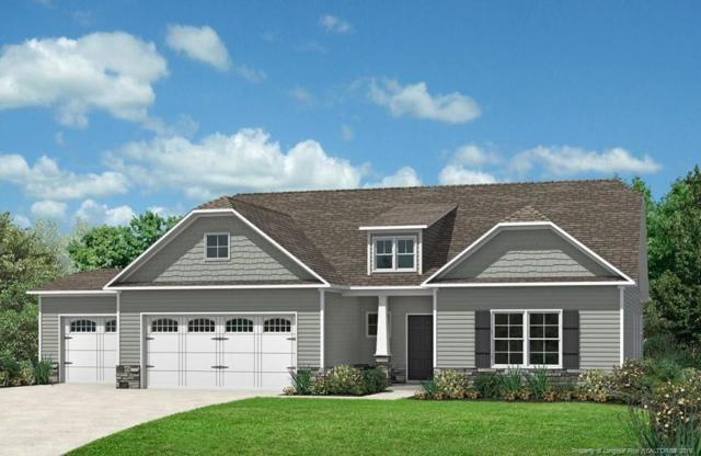 198 Enfield Drive, Carthage, NC 28327 (MLS #613373) :: The Rockel Group