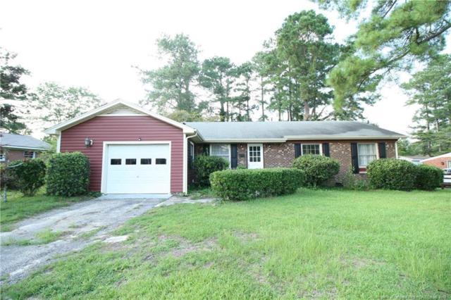 331 Bartow Drive, Fayetteville, NC 28301 (MLS #613391) :: Weichert Realtors, On-Site Associates