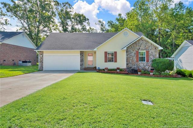 3025 Coachway Drive, Fayetteville, NC 28306 (MLS #613418) :: The Rockel Group