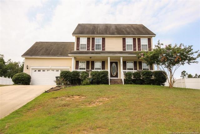 1107 Arailia Drive, Fayetteville, NC 28314 (MLS #613428) :: Weichert Realtors, On-Site Associates