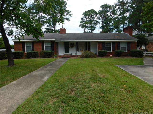 407 Highland Avenue, Lumberton, NC 28358 (MLS #613509) :: The Rockel Group