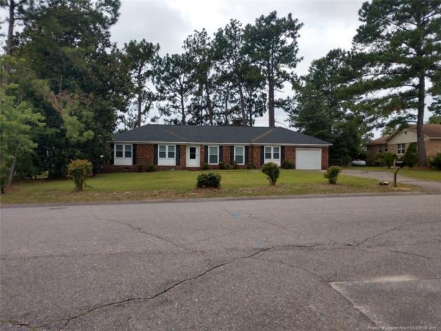 404 Hallmark Road, Fayetteville, NC 28303 (MLS #613527) :: Weichert Realtors, On-Site Associates