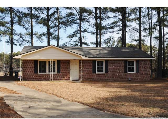 3304 Rhodhiss Court, Fayetteville, NC 28311 (MLS #613623) :: The Rockel Group
