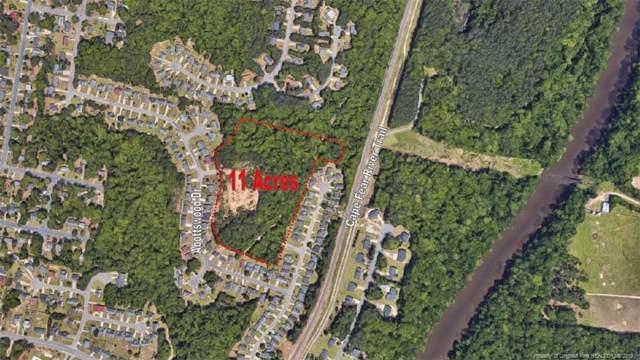 Ramsey Street, Fayetteville, NC 28301 (MLS #614140) :: Weichert Realtors, On-Site Associates