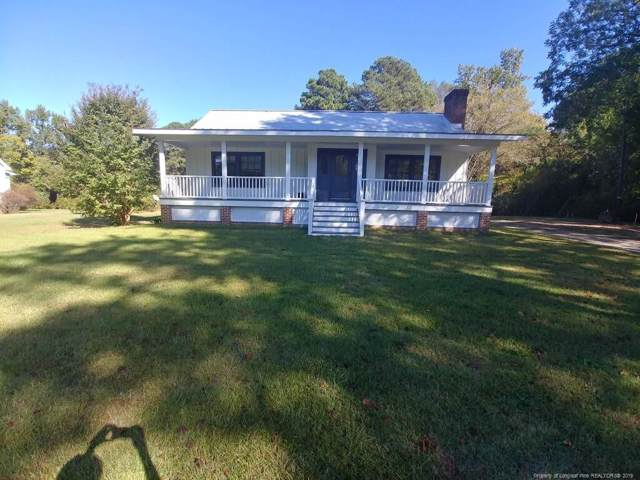 614 NE Hawkins Avenue, Sanford, NC 17330 (MLS #614169) :: Weichert Realtors, On-Site Associates