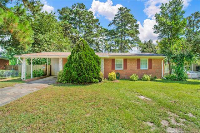 805 Stoneykirk Drive, Fayetteville, NC 28314 (MLS #615328) :: The Rockel Group
