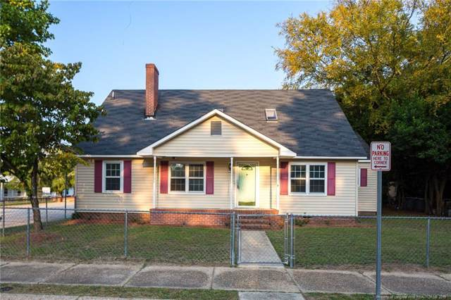 1014 Westmont Drive, Fayetteville, NC 28305 (MLS #615604) :: Weichert Realtors, On-Site Associates