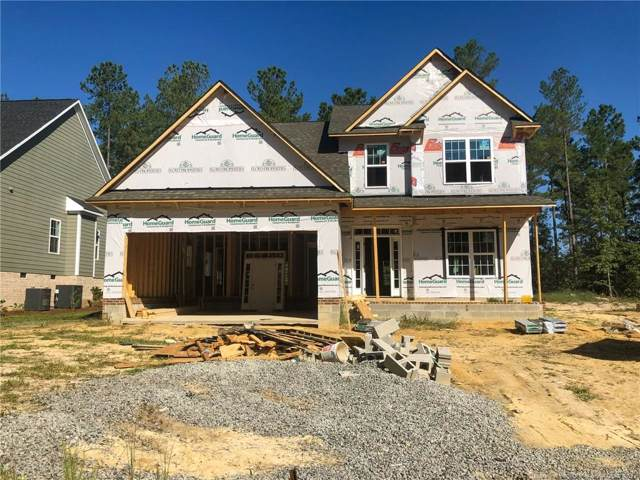 159 Glenwood Court, Spring Lake, NC 28390 (MLS #615736) :: Weichert Realtors, On-Site Associates