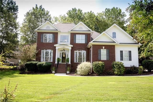 109 Wickfield Drive, Sanford, NC 27330 (MLS #615833) :: Weichert Realtors, On-Site Associates