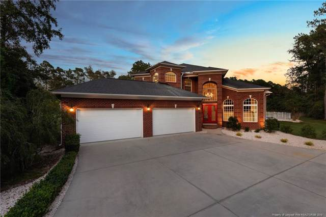 7817 Kennybunk Drive, Fayetteville, NC 28304 (MLS #615857) :: The Rockel Group