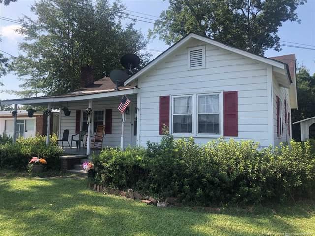 1916 E 5th Street E, Lumberton, NC 28358 (MLS #615880) :: The Rockel Group