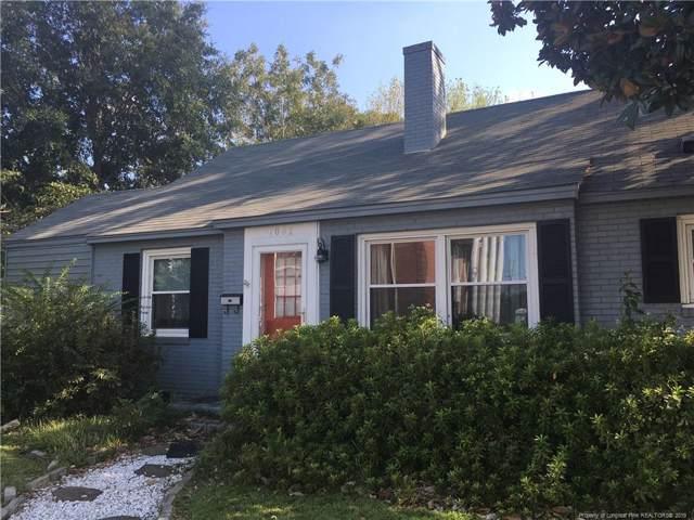 1002 E 7th Street, Lumberton, NC 28358 (MLS #615937) :: Weichert Realtors, On-Site Associates