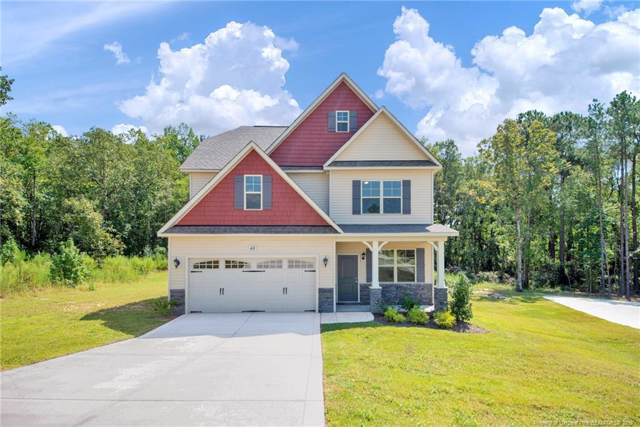 48 Raintree Lane, Spring Lake, NC 28390 (MLS #615975) :: The Rockel Group