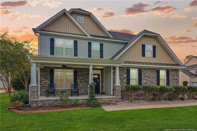 193 Rosslyn Chapel Lane, Cameron, NC 28326 (MLS #616010) :: The Rockel Group