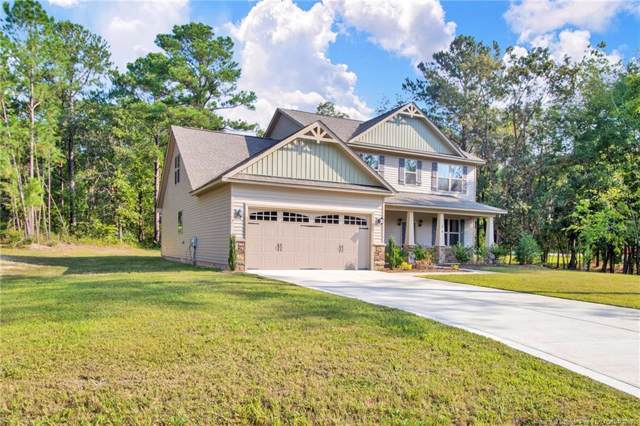 56 Cypress Drive, Spring Lake, NC 28390 (MLS #616038) :: Weichert Realtors, On-Site Associates